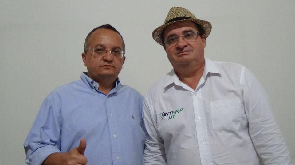 Em nome do Sinterp e do conjunto de empregados da Empaer-MT, Gauchinho trabalha contra o retrocesso e conta que o governo eleito Pedro Taques irá manter diálogo de alto nível com a categoria.